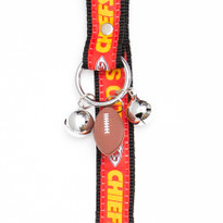 Kansas City Chiefs Pet Potty Training Bells