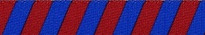 Team Spirit Red and Blue EZ-Grip Dog Leash