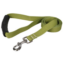 Solid Olive EZ-Grip Dog Leash