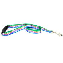 Happy Hanukah EZ-Grip Dog Leash