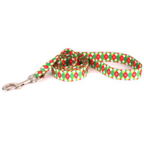 Christmas Cheer Dog Leash