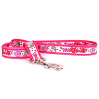 Be My Valentine Dog Leash