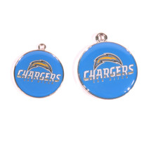Los Angeles Chargers NFL Dog Tags With Custom Engraving