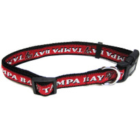 Tampa Bay Buccaneers Dog Collar