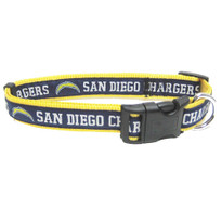Los Angeles Chargers Dog Collar