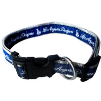 Los Angeles Dodgers Dog COLLAR
