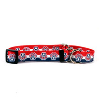 Patriotic Paws Martingale Dog Collar