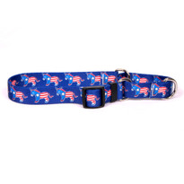 DEM Donkeys Martingale Dog Collar