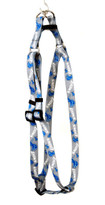 Detroit Lions Step-In Dog Harness