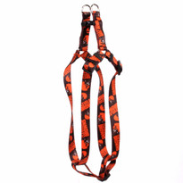 Cleveland Browns Step-In Dog Harness