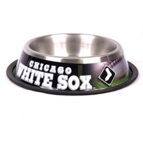 Chicago White Sox Stainless Steel MLB Dog Bowl