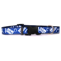 Indianapolis Colts Premium Grosgrain Collar