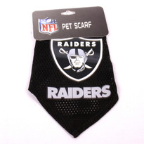 Oakland Raiders NFL Pet Bandana