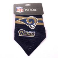 St. Louis Rams NFL Pet Bandana