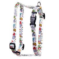 "Christmas Dogs Roman Style ""H"" Dog Harness"