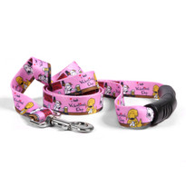 I Hate Valentines Day EZ-Grip Dog Leash