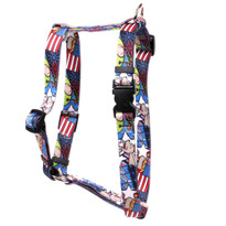 "American Dream Roman Style ""H"" Dog Harness"