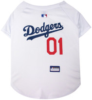Los Angeles Dodgers MLB Pet JERSEY