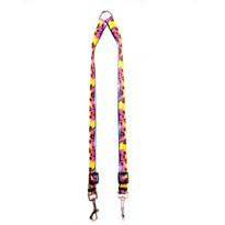 Palm Tree Island Coupler Dog Leash