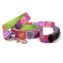 Crazy Hearts Uptown Dog Leash