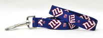 New York Giants Logo Dog Leash