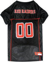 Texas Tech Football Dog Jersey
