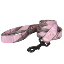 Real Tree Pink Camouflage Dog Leash