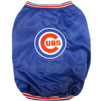 Chicago Cubs Dugout Team Jacket For Dogs