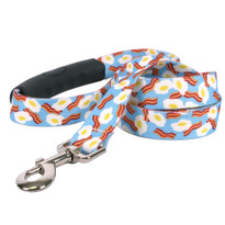 Bacon And Eggs EZ-Grip Dog Leash
