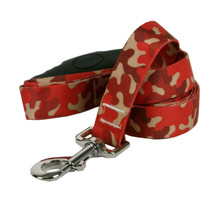 Camo Red EZ-Grip Dog Leash