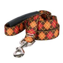 Argyle Fall EZ-Grip Dog Leash