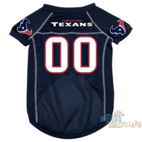 Houston Texans NFL Football Dog Jersey - CLEARANCE