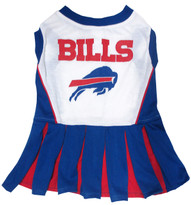 Buffalo Bills NFL Football Pet Cheerleader Outfit